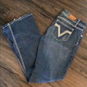 Vigors jeans, flare
